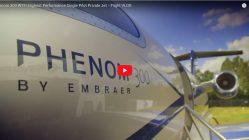 Phenom 300 WTF! Highest Performance Single Pilot Private Jet - Flight VLOG - Flight Chops