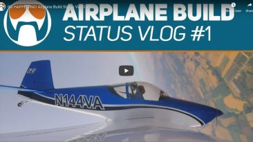 It's HAPPENING! Airplane Build Status VLOG #1
