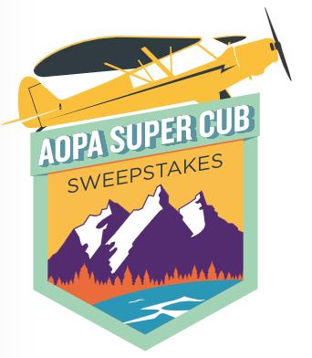 aopa super cub sweepstakes
