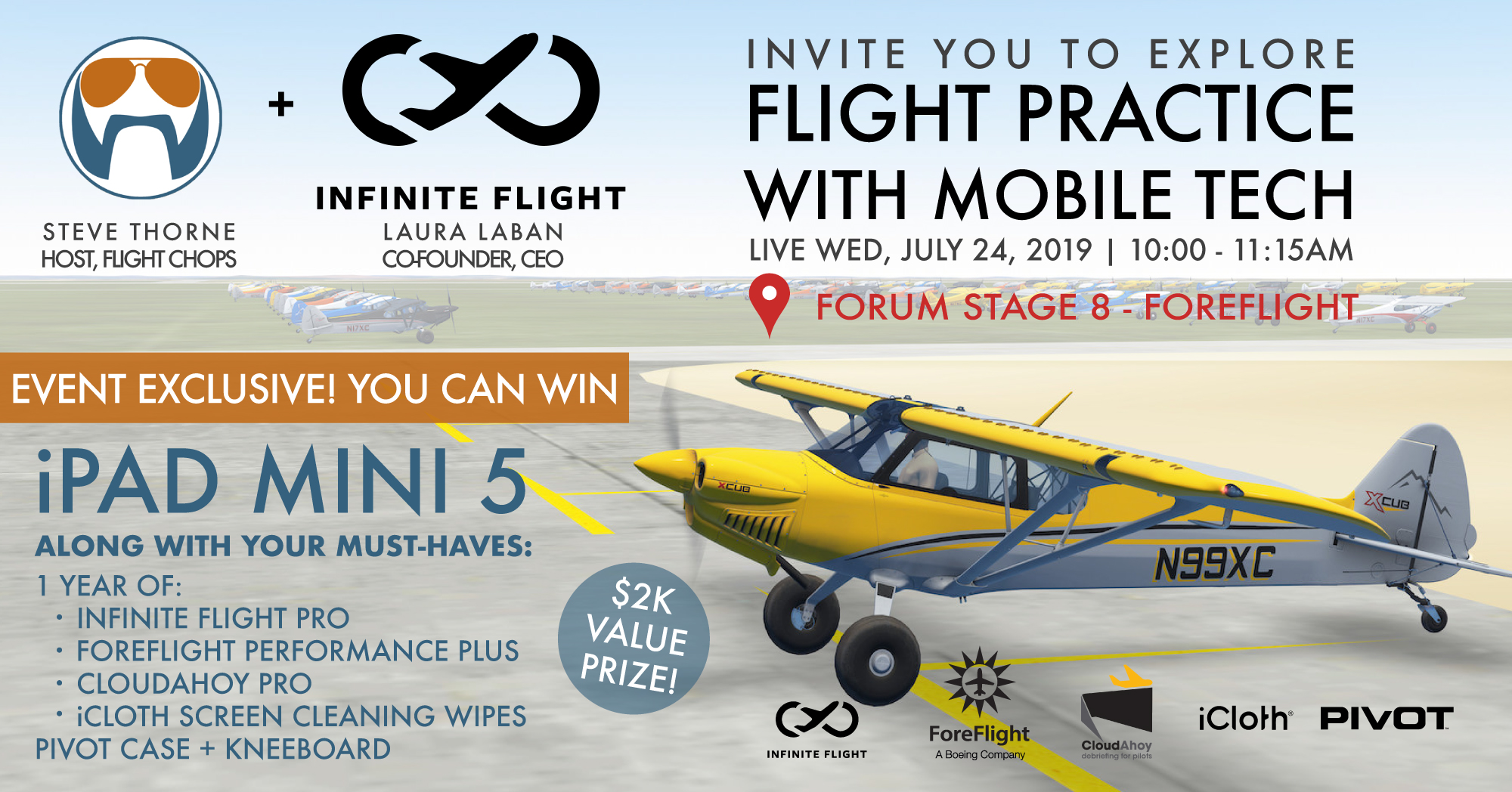 CURRENT GIVEAWAYS & CONTESTS | FlightChops