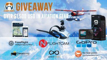 FlightChops Giveaway