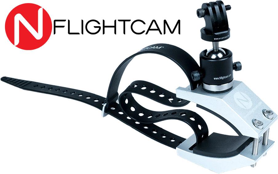 NFlightCam Strut Clamp Camera Mount